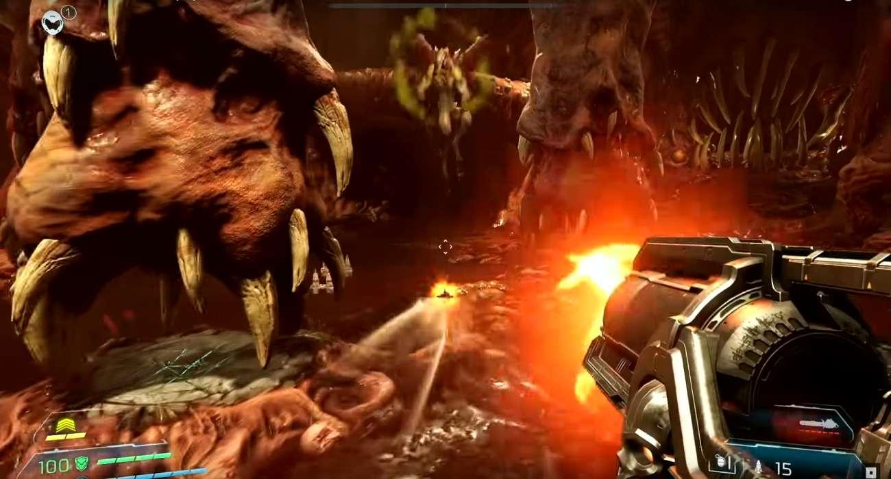 Doom Eternal Has Great Platforming Mechanics For More User Engagement, According To Doom Game Director
