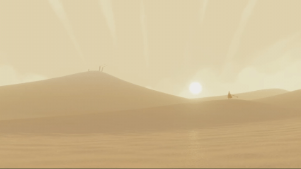 Journey, The Classic PS3 Exclusive Adventure Game, Comes To PC June 6th
