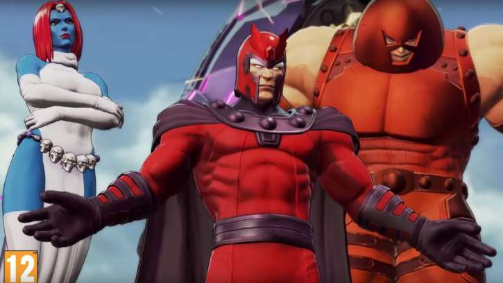 A New Trailer For Marvel Ultimate Alliance 3: The Black Order Was Just Released; Shows Off The X-Men