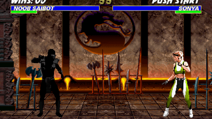 Mortal Kombat Was Recently Inducted Into The World Video Game Hall Of Fame In New York
