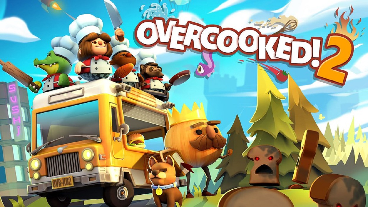 PlayStation Plus Members Can Get The Cooking Simulator Overcooked For Free This Month