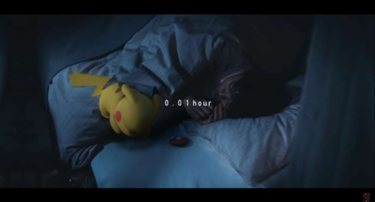 The Pokemon Company Recently Introduced A New Pokemon App Designed To Make Sleep More Fun