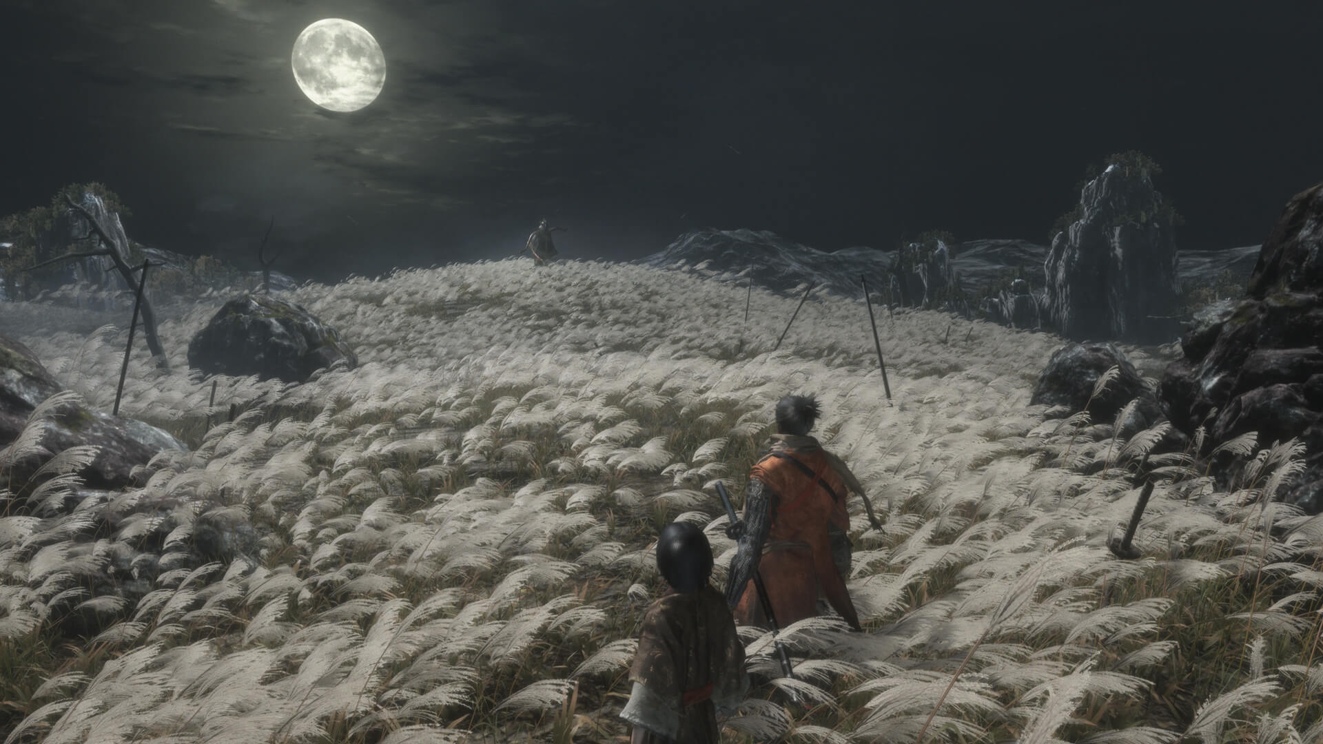 Upcoming Manga To Detail Hanbei's Backstory In The Sekiro: Shadows Die Twice Spinoff