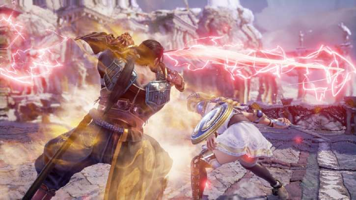 SoulCalibur 6 Is Now Only $15 Thanks To Major Discount From Newegg