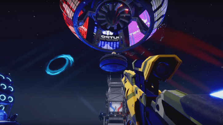 Splitgate: Arena Warfare Is Now Available Through The Steam Store; Features Portals And Jetpacks