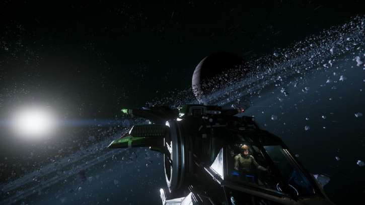 Star Citizen Will Be Free For A Week To Show Off A Recent Update; Features Five Vehicles And New Flight Model