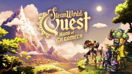 SteamWorld Quest Is Officially Launched On Steam And Nintendo Switch, The SteamWorld Robots Get Their Own RPG