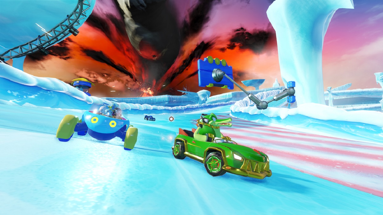Team Sonic Racing Officially Launches May 21 For All Major Consoles And PC; Focuses More On Cooperative Play