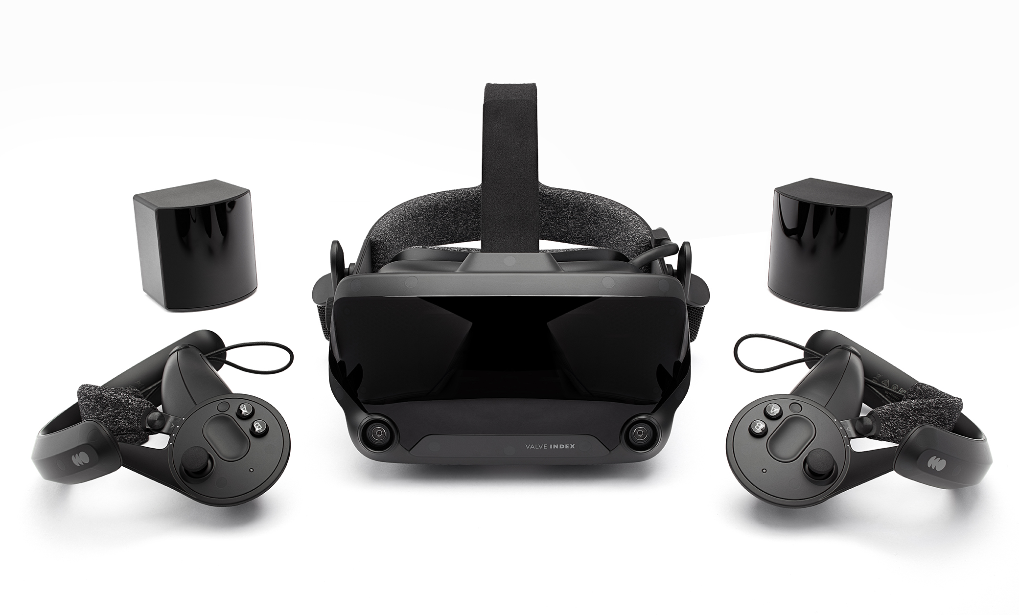 87 Sensors On Valve's VR Index Controllers Allow Players To Interact With A Real-Life Environment