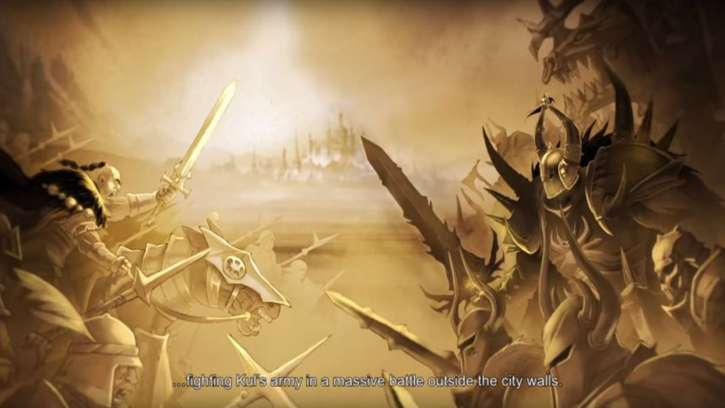 A Story Trailer Recently Hit For Warhammer: Chaosbane; Sets The Stage Between Good And Evil