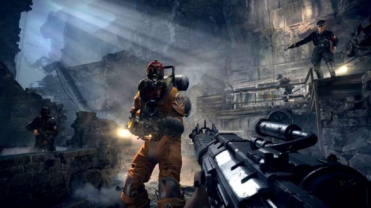 Xbox Game Pass Is Adding The Ever-Popular Wolfenstein 2 And The Surge In May