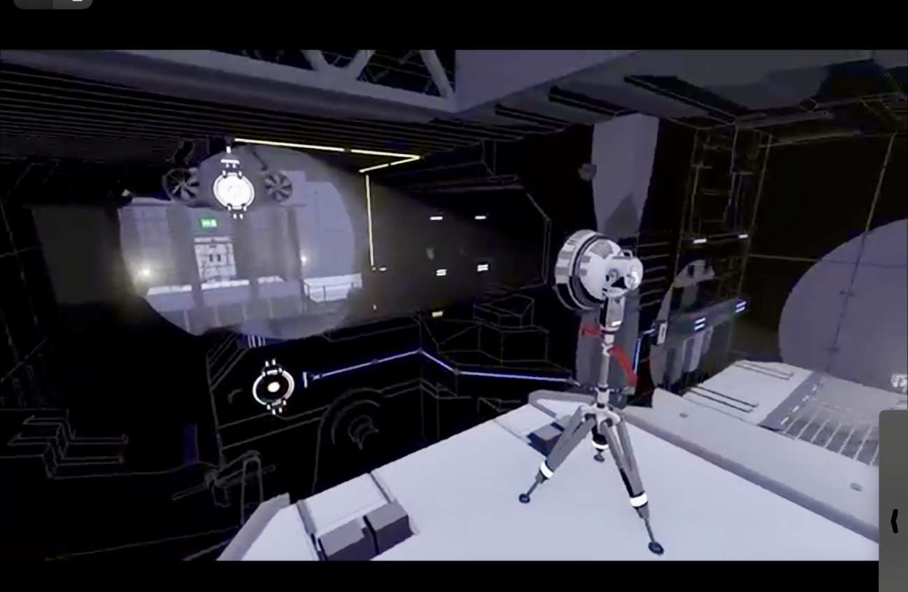 Lightmatter Is Set To Come Out Later This Year; Is A First-Person Puzzle Game That Features The Manipulation Of Lights