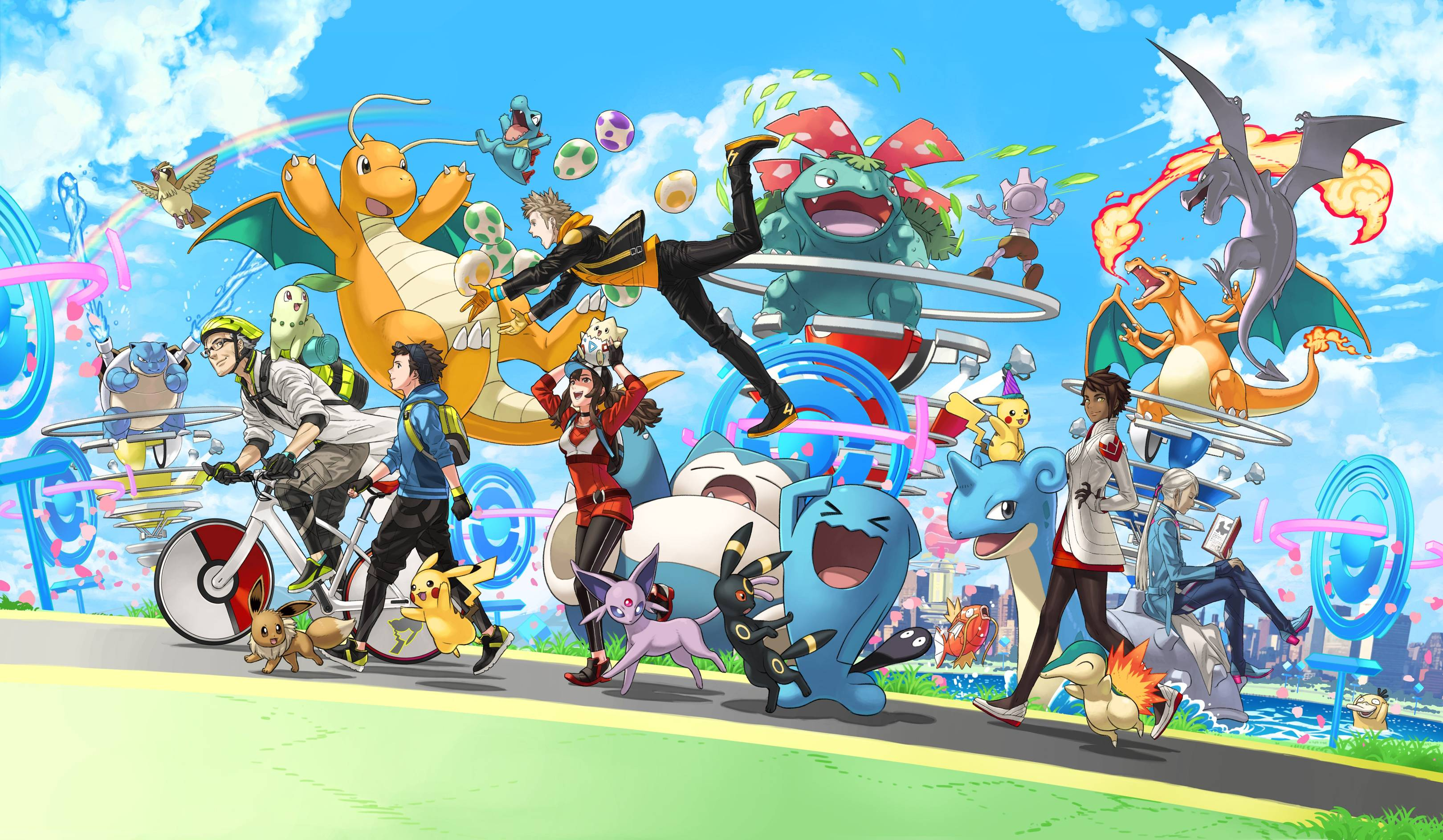 Pokemon Go Brings Lots Of In-Game Events As They Celebrate Their Third Anniversary