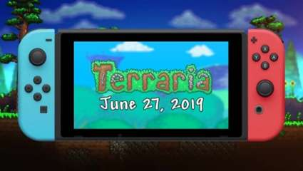 The Wait Is Finally Over As Terraria Builds A Path To Switch