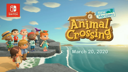 Animal Crossing New Horizons Title Revealed In Nintendo E3 Direct