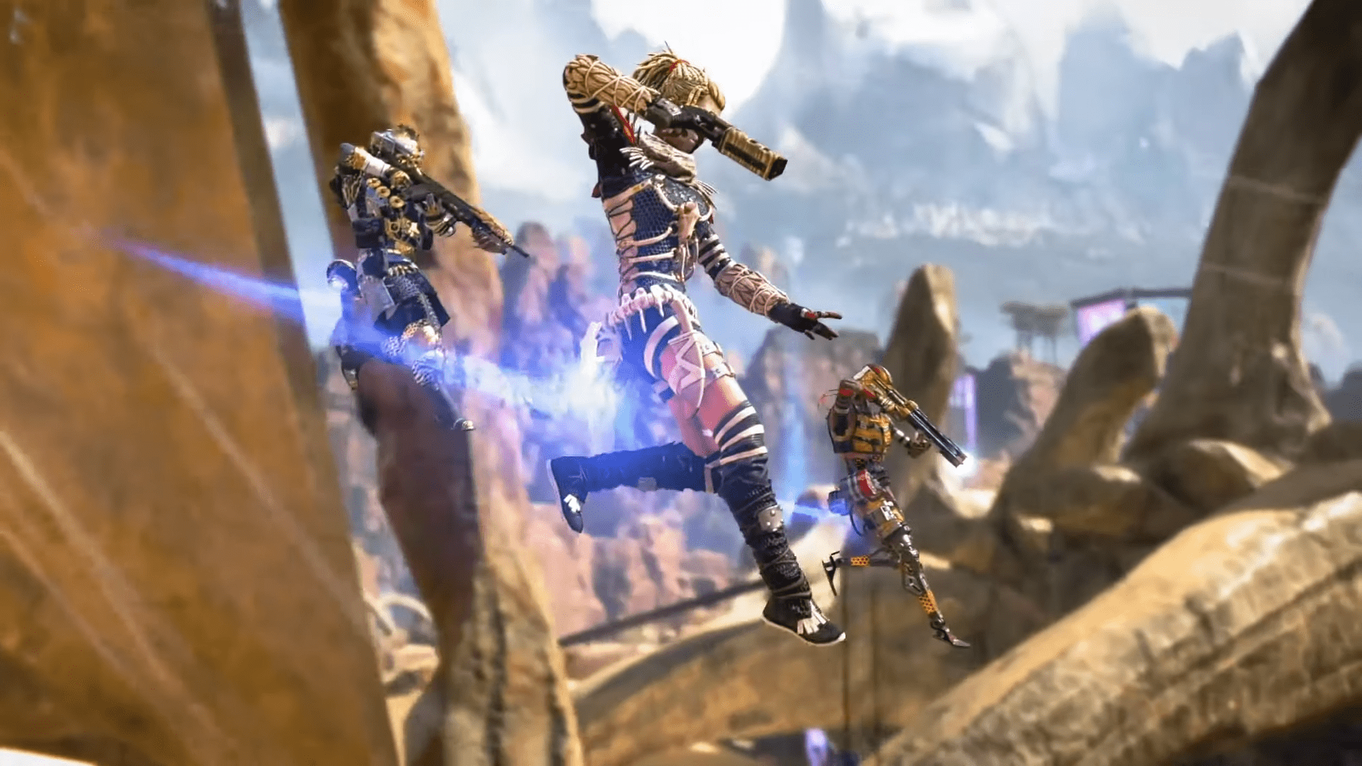 Apex Legends Has Several Interesting Changes Before Season 2, Kings Canyon Map Is Different