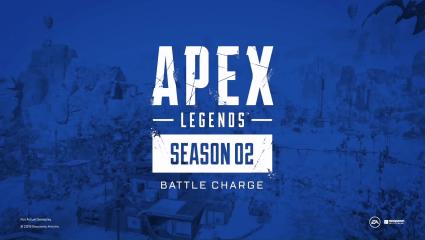 Apex Legends Season 2: Battle Charge; New Legend, New Weapons, Big Changes
