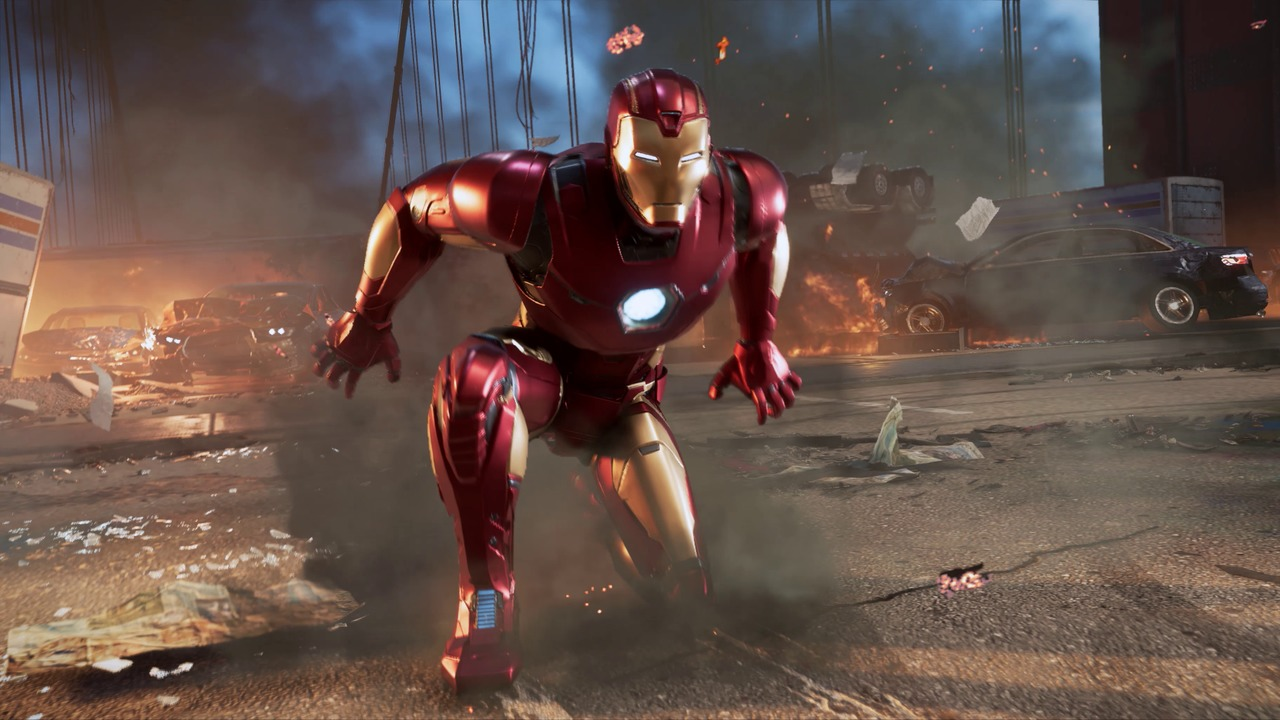 Crystal Dynamics Confirms That Marvel's Avengers Will Feature Microtransactions