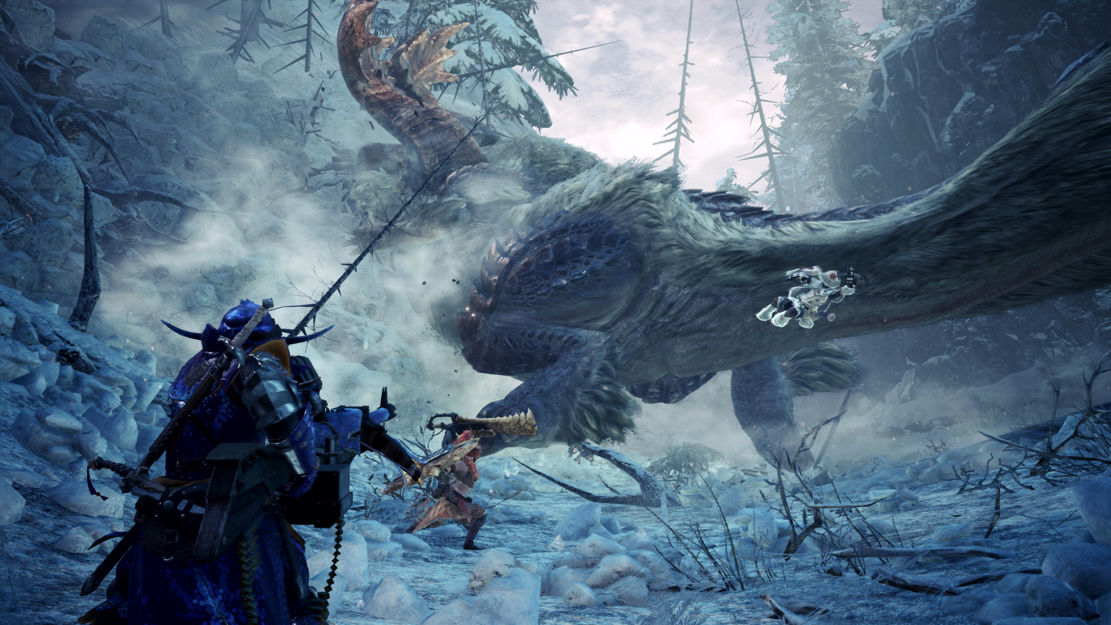 Monster Hunter World Iceborne Expansion Details Released, Massive Update To The Core Game