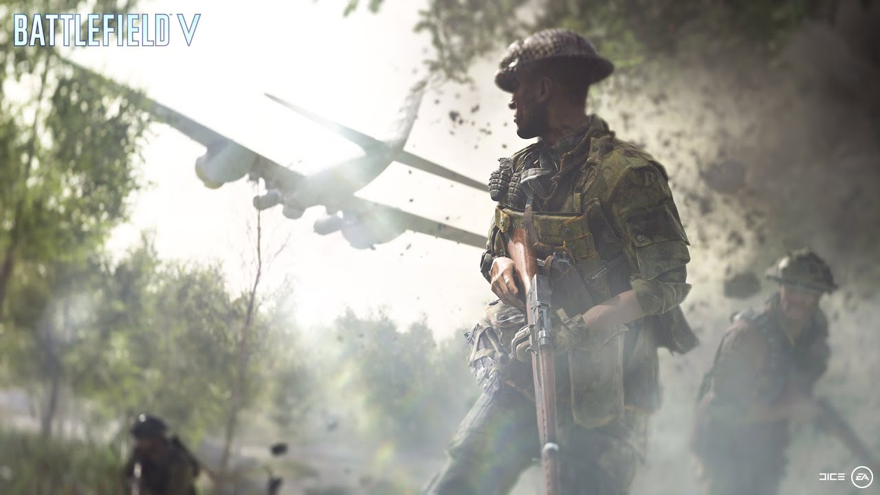EA DICE Teases New Multiplayer Maps In Battlefield V Trailer