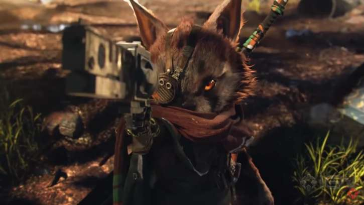 Deadly Woodland Creatures Are Saving The World In A New Multiplatform RPG: Biomutant