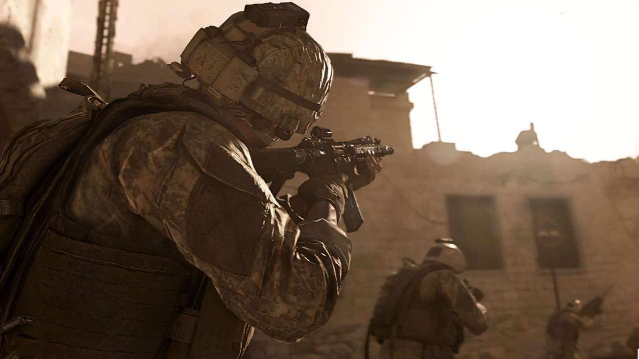 Infinity Ward Releases Five Minutes Of Raw Call Of Duty: Modern Warfare Gameplay