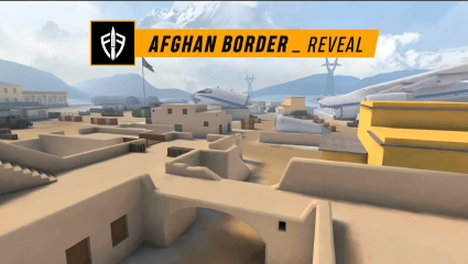 Bravo Company Takes Players To The Afghan Border In Forces Of Freedom New Map Reveal
