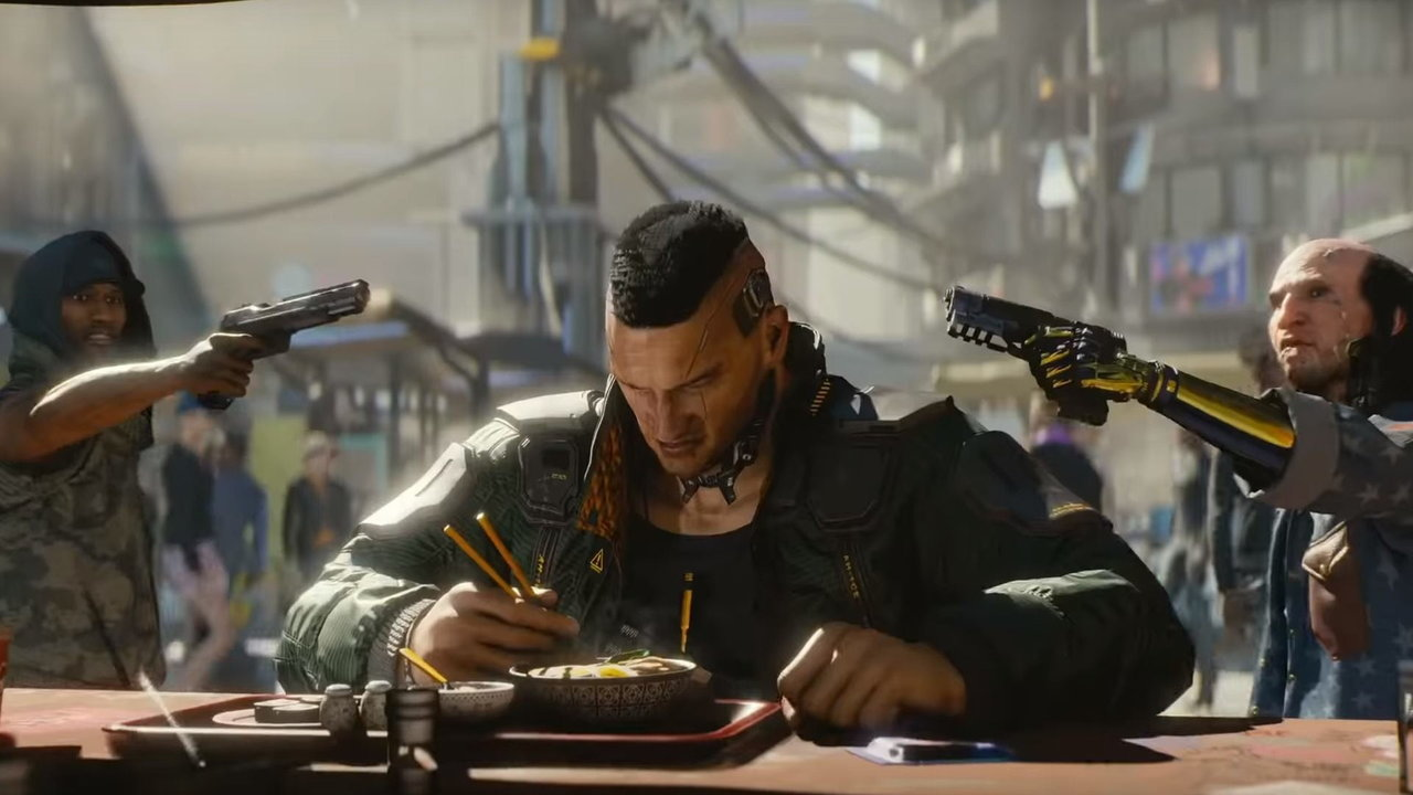 CD Projekt Red Says Cyberpunk 2077 Isn't Going To Be Released For Next-Gen Consoles
