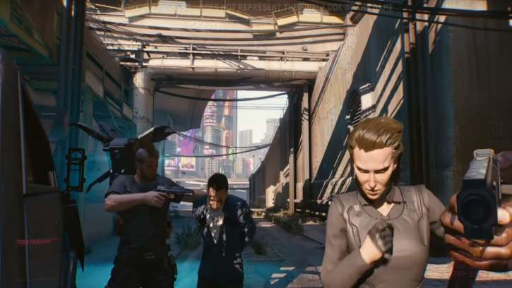 CD Projekt's Cyberpunk 2077 Will Have A Lot Of Romantic Options, Giving Gamers More Content To Look Forward To