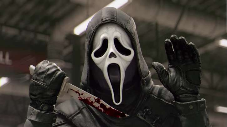 Multiplayer Horror Game: Dead By Daylight Welcomes Ghostface As A Playable Character