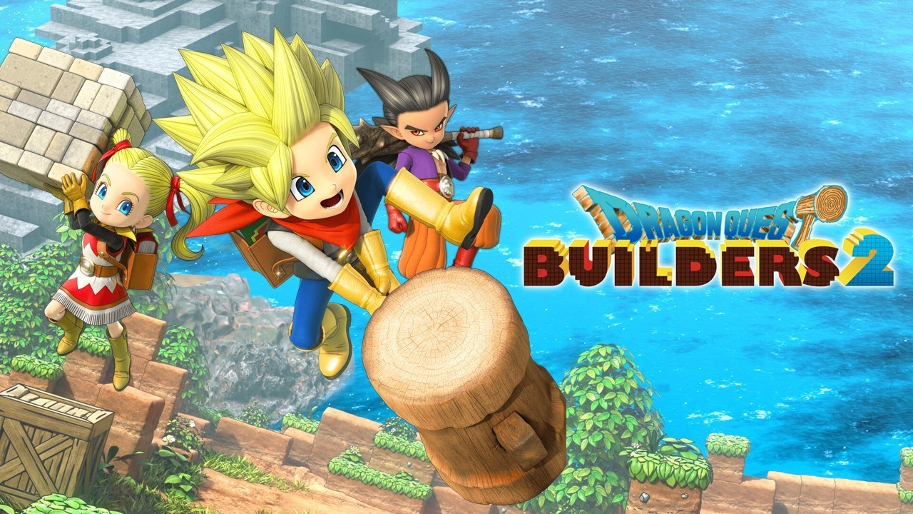 Build and Battle In Dragon Quest Builders 2, Coming To Switch and PS4 This Summer
