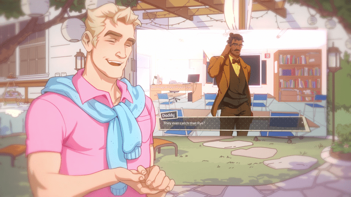 Dream Daddy, Dad Dating Simulator, Is Coming Soon To Nintendo Switch, iOS, and Android Phones