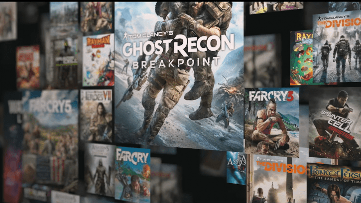 Ubisoft To Offer Gaming Subscription Service Uplay+ In September With 100+ Games