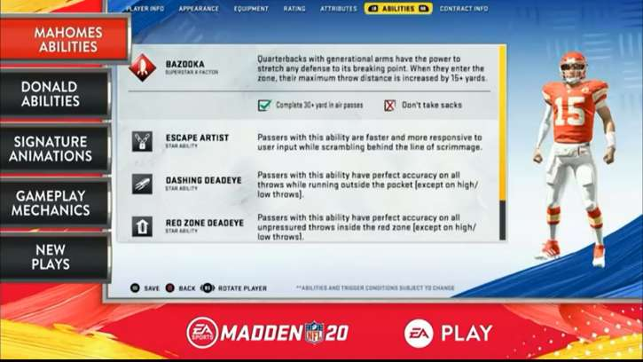 Madden 20 Is Revealed At EA Play E3 2019; Gameplay And New Features Highlighted