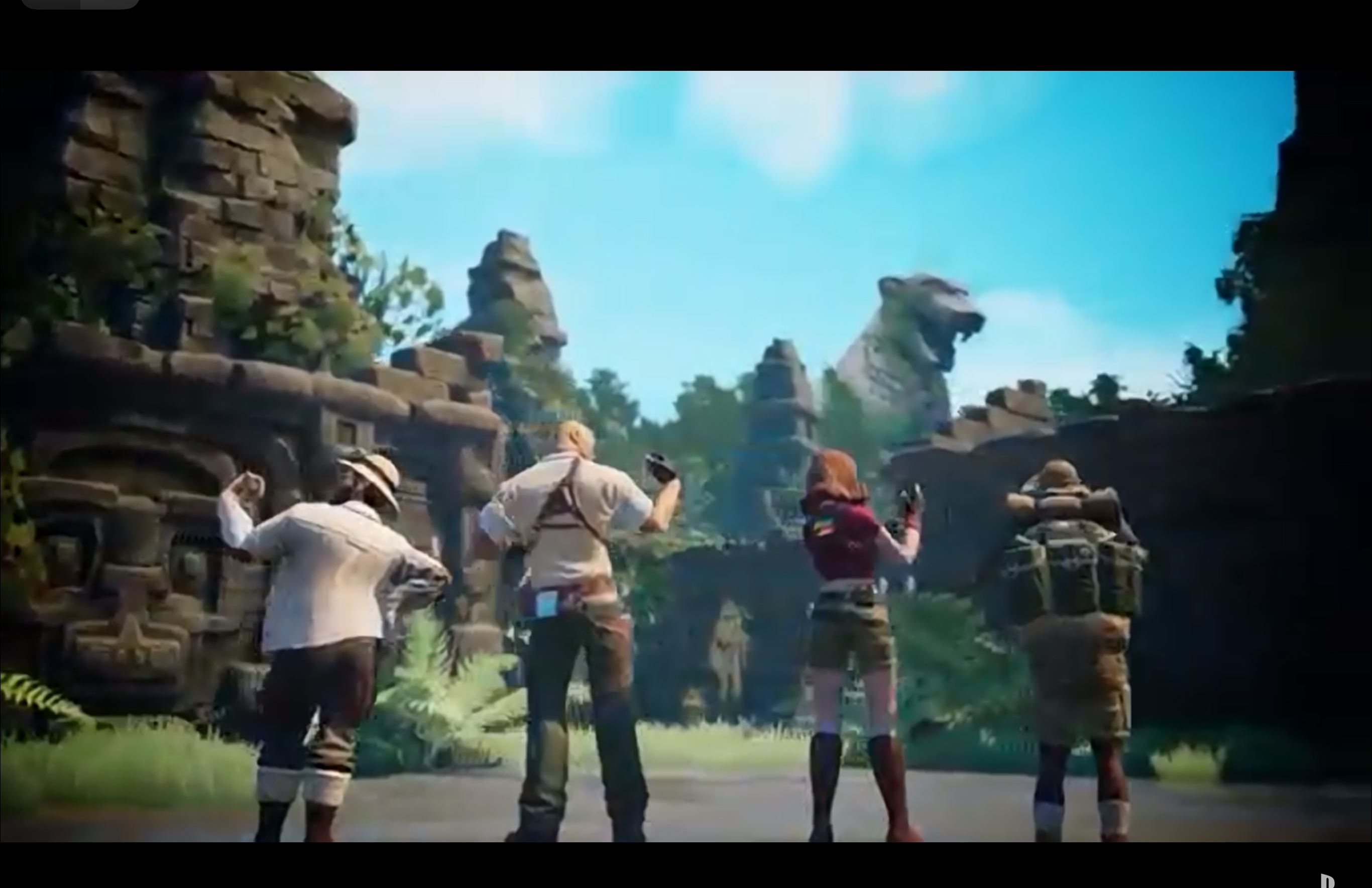 A Recent Trailer From PlayStation Confirms JUMANJI: The Video Game; Features Characters From The 2017 Movie