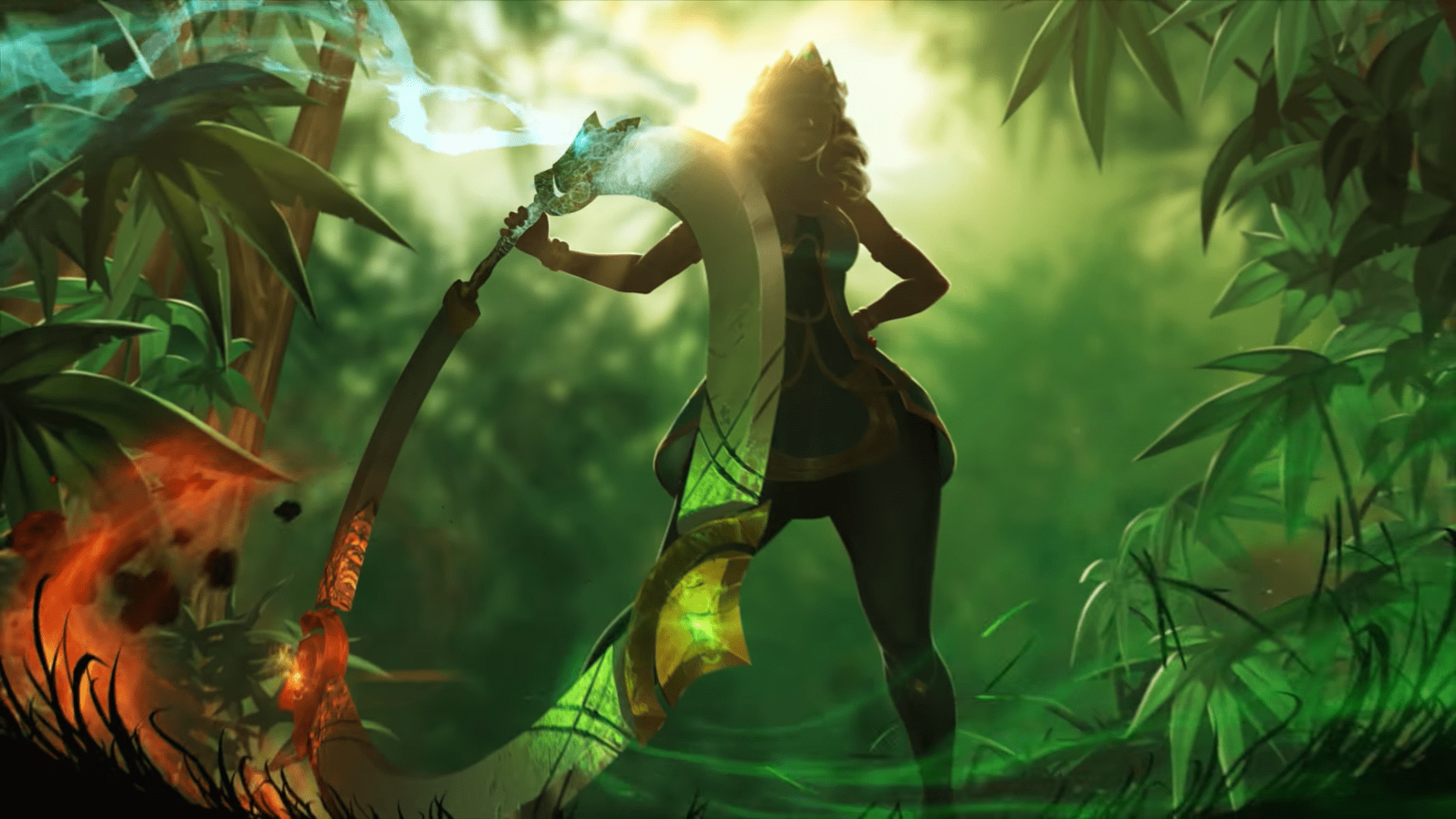 Riot Games Tease Newest League Of Legends Champion – Qiyana, Empress Of The Elements