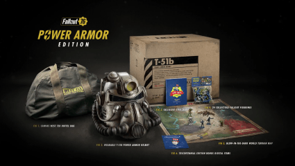 Finally, Bethesda Sends Out Fallout 76 Canvas Bags To Disgruntled Fans Who Purchased Power Armor Edition