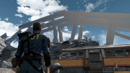 Fallout 3 Remastered Version? Capital Wasteland Mod Recreates Fallout 3 In Fallout 4 - First Look Demo Trailer