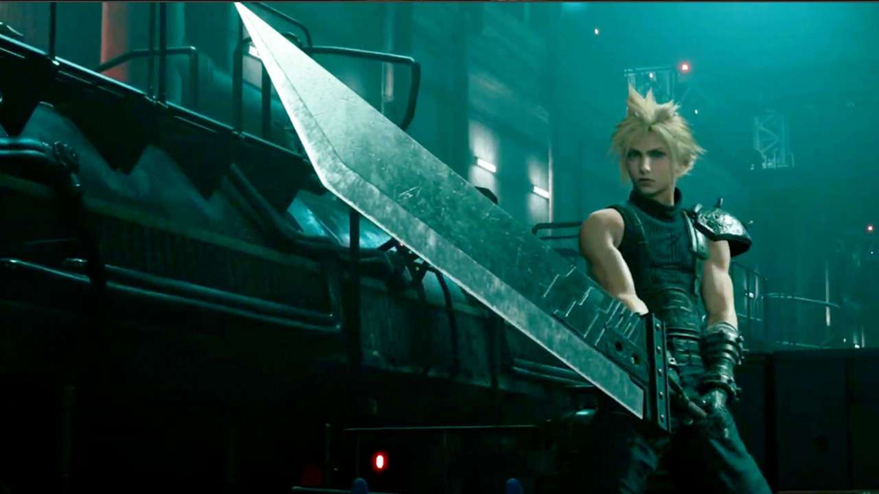 The Final Fantasy VII Remake Demo Introduction Sequence Has Leaked Online And It Pays Homage To The Original Release