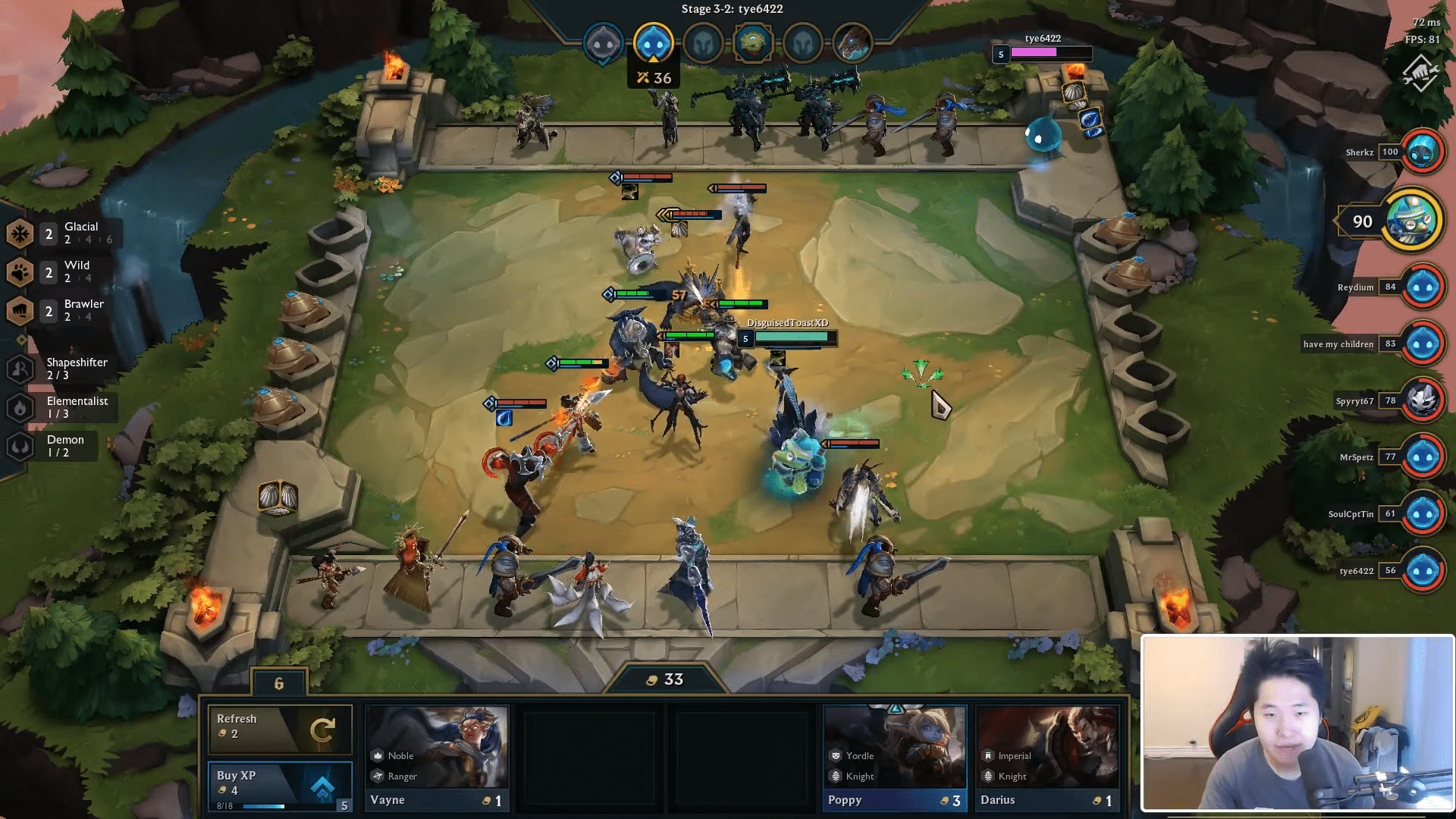 Teamfight Tactics: Breaking Down The Basics Of League Of Legends New Game Mode