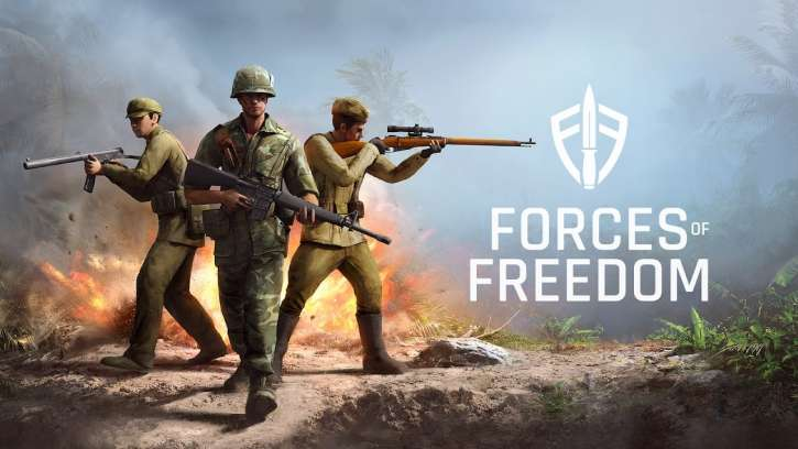Forces Of Freedom: Bravo Company's Third Person Shooter Tactical Team Combat Game For Android and iOS