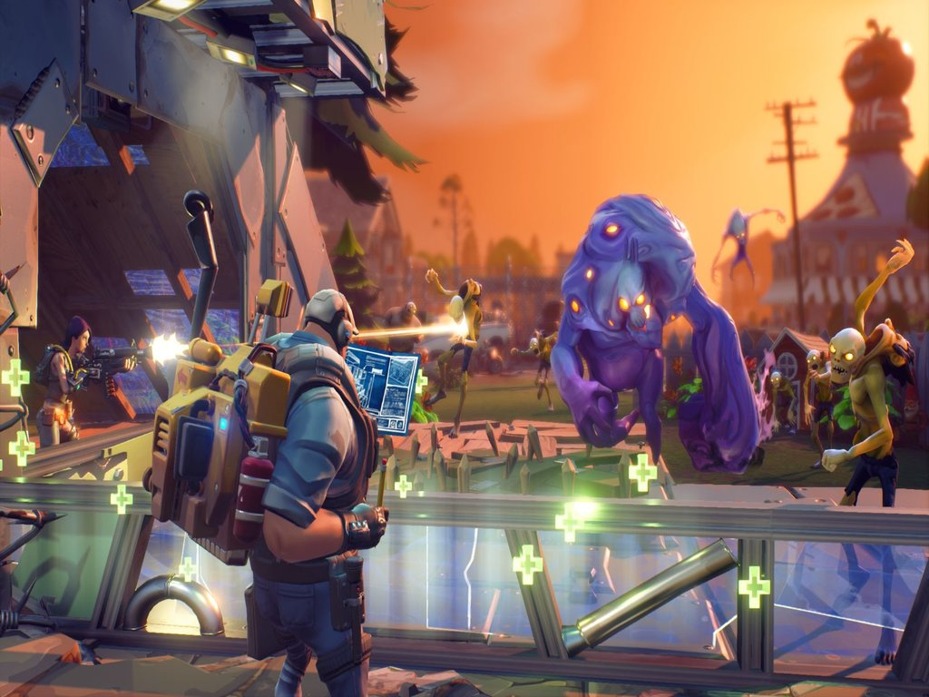 Fortnite Adds New Limited Time Game Mode Called 'Horde Rush'