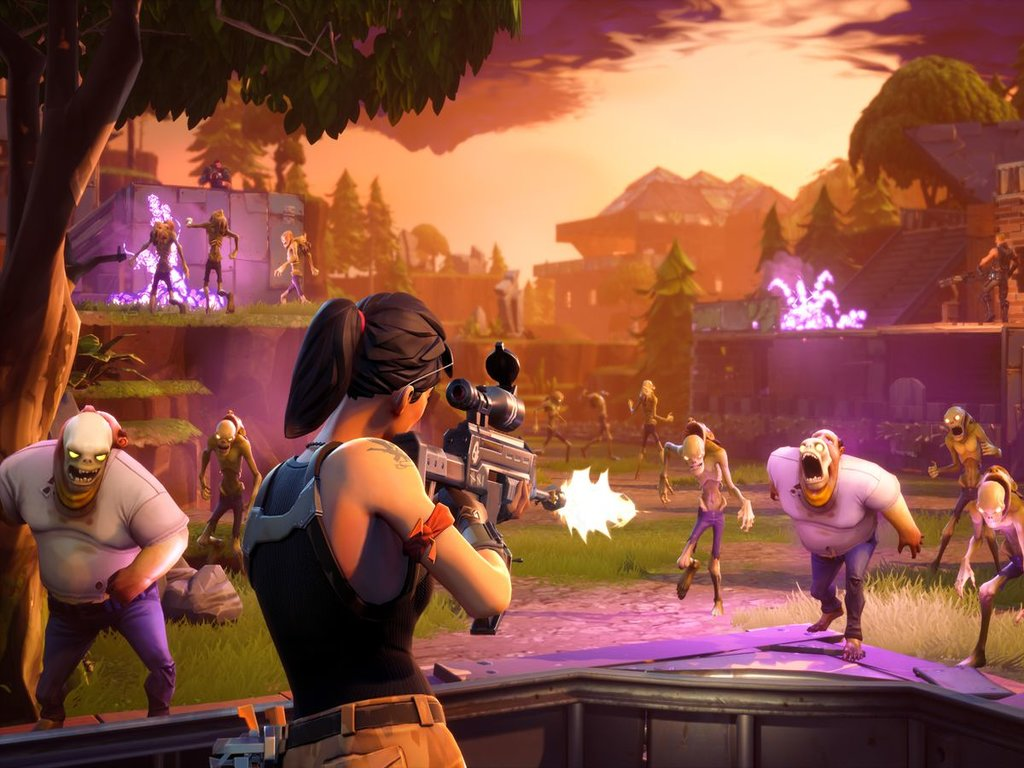 Epic Games Reveals When Fortnite's 'Save The World' Mode Will Be Free-To-Play