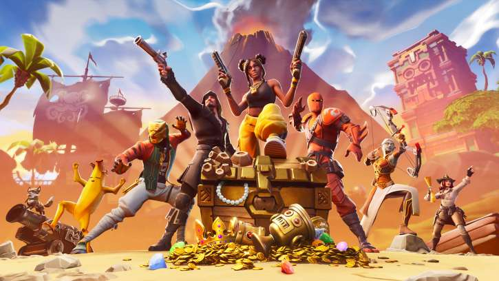 Epic Games Announces New PC Requirements For Fortnite Season 10
