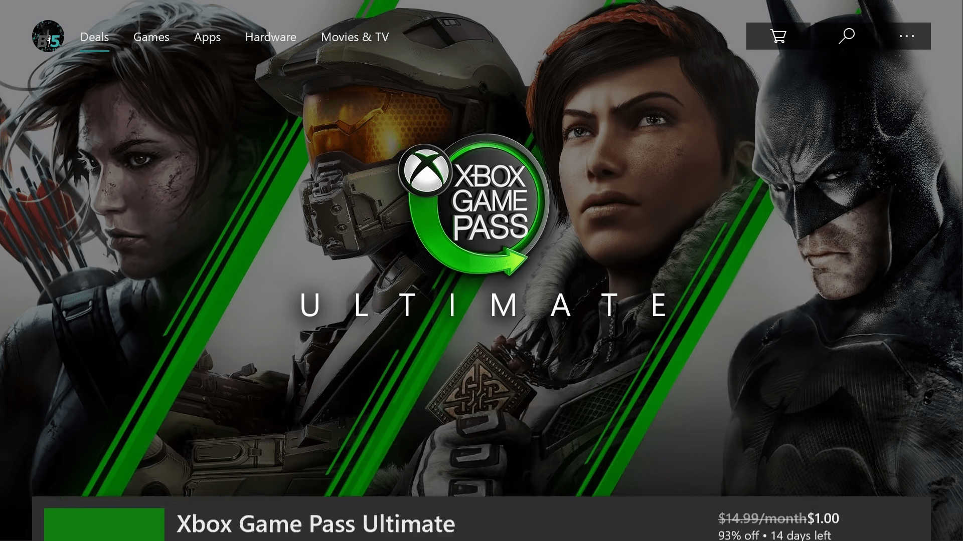 Xbox Game Pass Is Getting More Than Fifty Games Over The Next Year, Includes Heavy Hitters Like The Witcher 3: Wild Hunt and Halo: Reach
