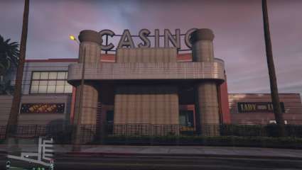 A Luxury Casino Is Being Added To Grand Theft Auto 5's Online Mode; Will Be Called Vinewood Casino