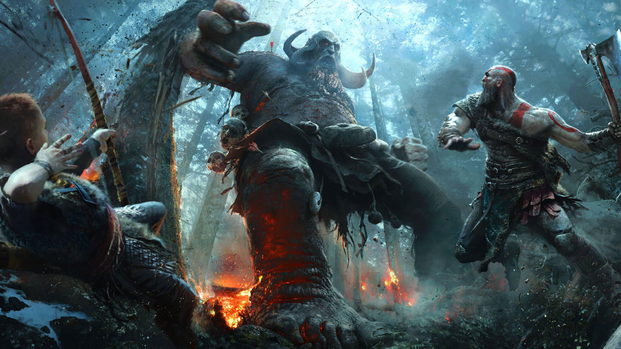 God Of War Director Explains Why Games Look Ugly Until They're Ready To Ship