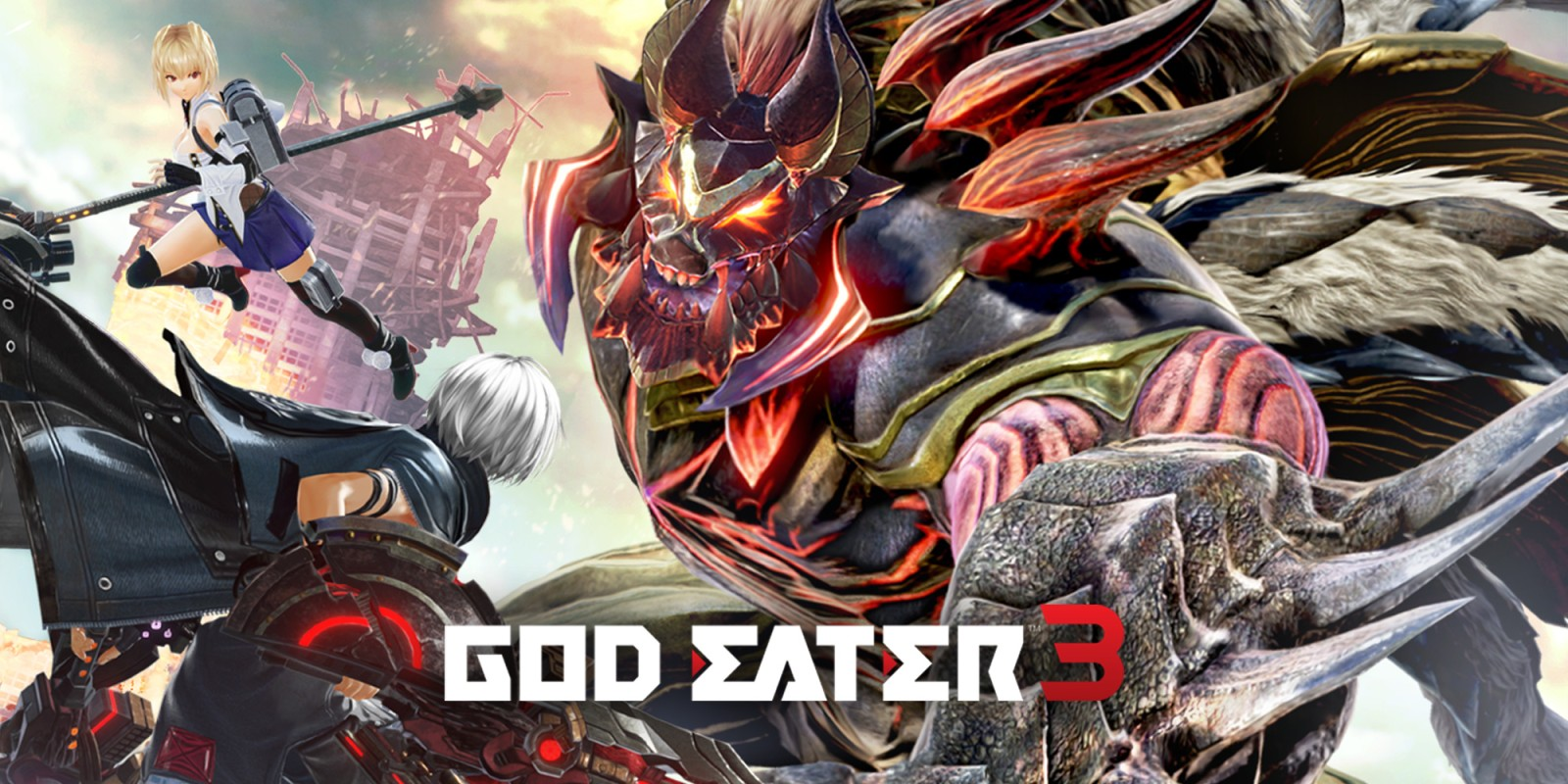 Time To Gear Up And Get Hungry—God Eater 3 Comes to Nintendo Switch