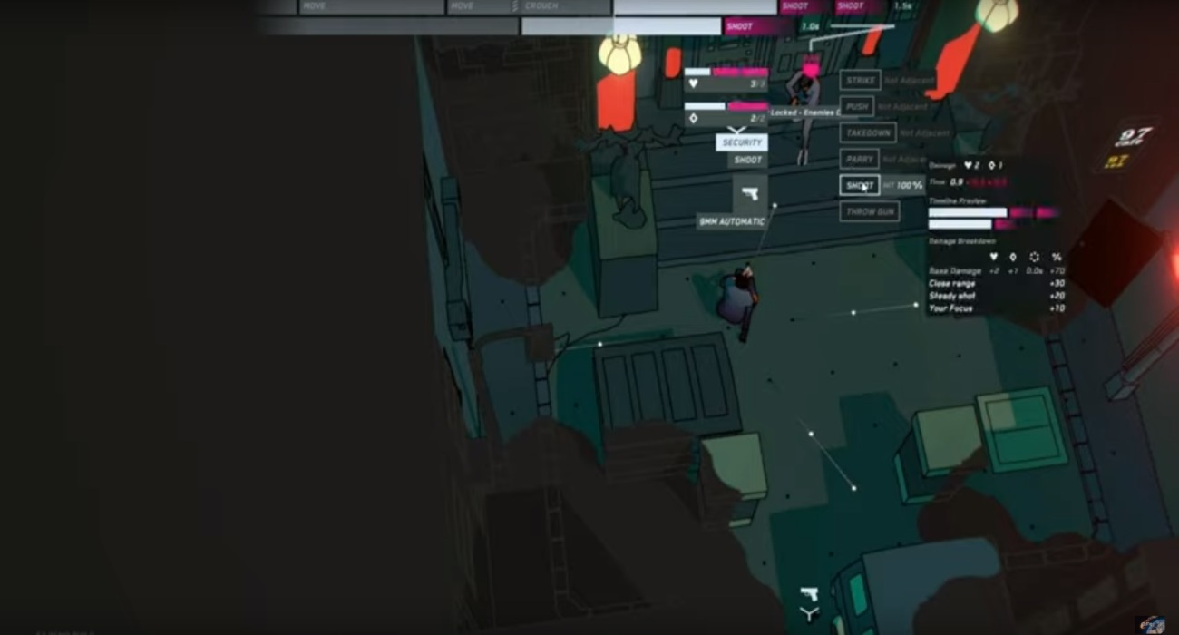 Some Interesting New Details Have Surfaced On The Turn-Based Game John Wick Hex