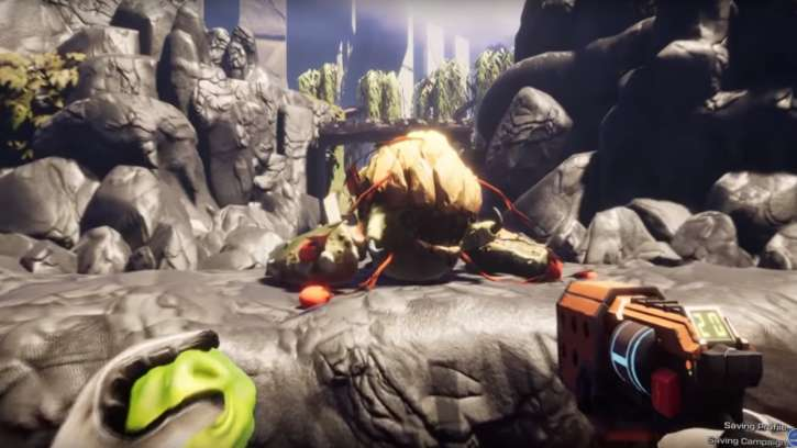 Journey To The Savage Planet Will Be Incorporating A Lot Of Interactive Slapstick Comedy